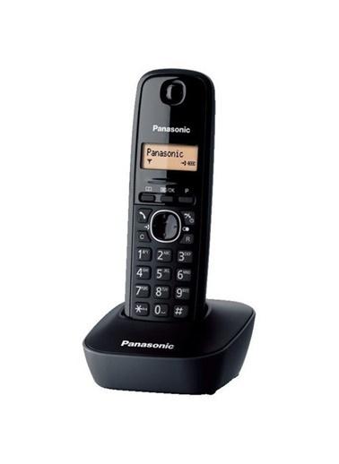 Kx-Tg1611 Dect Telefon Siyah_Gri-Panasonic